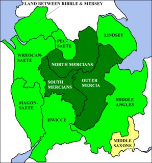 Religion in Mercia