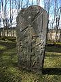Kinneveds kyrka Liljesten-stavkorshäll 2010-04-22.jpg