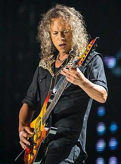 Kirk Hammett 2017.jpg