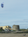 Kite surfer donabate.png