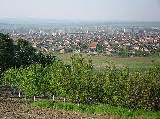 Kladovo - Kladovo town panorama