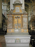 Kloster-schoental-seitenaltar