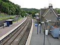 Knighton station - general view - geograph.org.uk - 876670.jpg