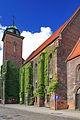Kościół św. Ducha (obecnie muzeum miejskie) w Raciborzu 9.JPG