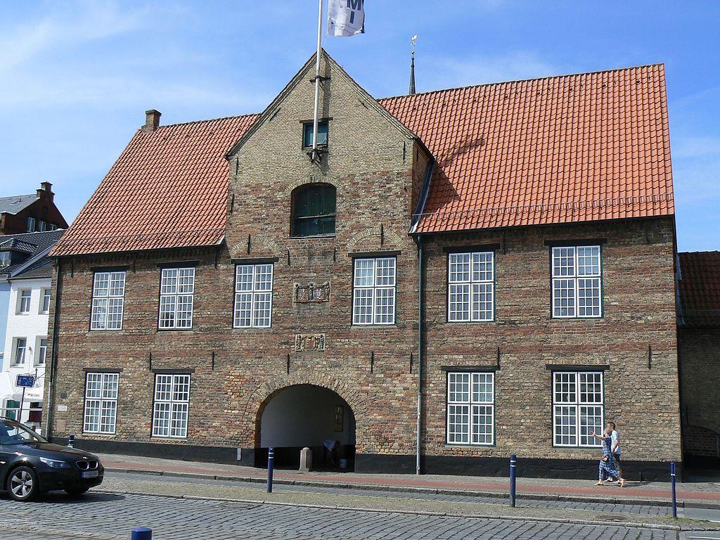 Kompagnietor Flensburg2007