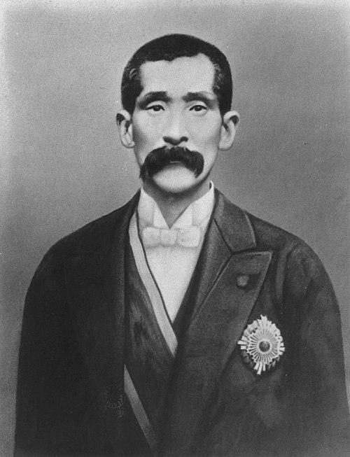小村 寿太郎(Jutaro Komura)Wikipediaより