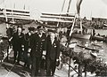 Kongebesøk 1945 - King Haakon visits Trondheim in August 1945 (3808038740).jpg