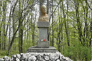 Busta Bedřicha Smetany