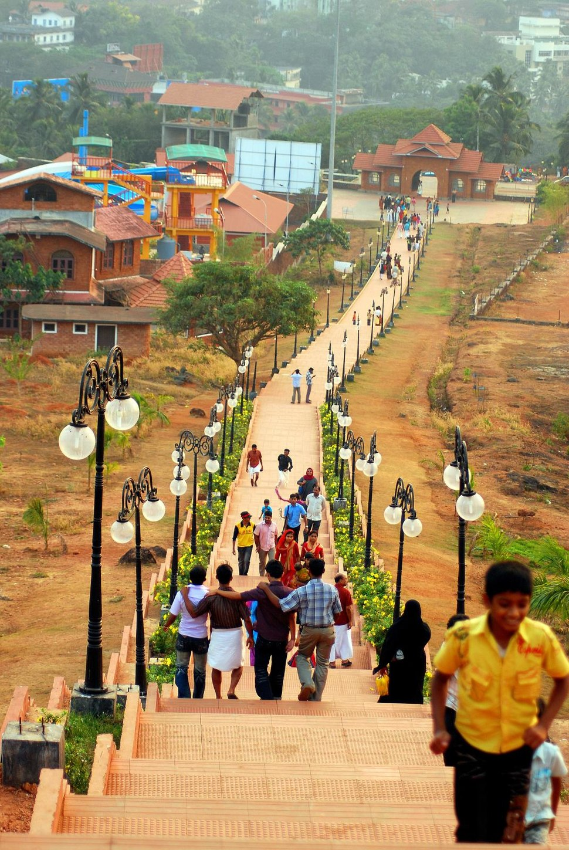 Kottakkunnu Hills in Malappuram