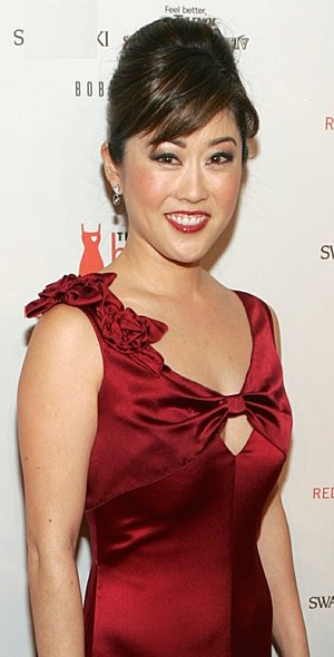 1992 Winter Olympics medal table - Image: Kristi Yamaguchi Heart Truth 2009 (redcarpet) crop