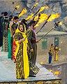 Kurdish New Year ceremony of Nawroz, Palangan village, Hawraman,Kurdistan.jpg