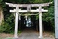 Kuwabara-jinja(Jousou,Ibaragi) Torii.jpg