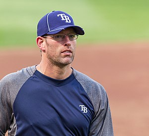 Kyle Farnsworth - Farnsworth with the Tampa Bay Rays in 2012