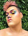 Kylee Fleek Rainbow Splotch Makeup Look.jpg