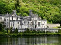 Kylemore Abbey Across lake.jpg