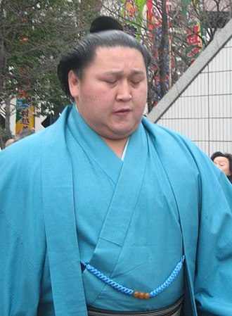 2014 in sumo - Kyokutenho won a special prize at the age of 40 in November.