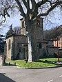 L'église Saint-Maurice de Saint-Maurice-de-Beynost en février 2021.jpg