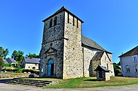 L'église Saint Clément de Saint-Clément.jpg