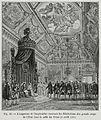 L'empereur et l'impératrice recevant les félicitations des grands corps de l'État dans la salle du Trône, 3 avril 1810.jpg