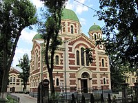 L'viv Orthodox Church of Moscow Patriarchate.JPG