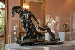 sculpture by Camille Claudel