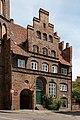 Lübeck, Zöllnerhaus am Burgtor -- 2017 -- 0261.jpg