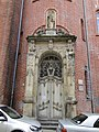 Lübeck Braunstraße Reichspost Sandsteinportal 2012-07-21 047.JPG