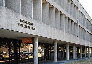 Lyndon B. Johnson School of Public Affairs University of Texas graduate school