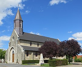 La Celle-sous-Chantemerle - Église de la Sainte-Trinité 1.jpg