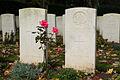 La Chaudiere Military Cemetery -6.JPG