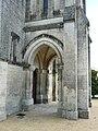 La Coquille église porche (1).JPG