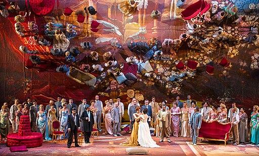 La Traviata by Khalid AlBusaidi