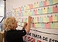 La alcaldesa, en la inauguración de la muestra 'Amnistía. Que trata de Spagna' (02).jpg