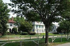 Laburnum Park Historic District - Laburnum Park Historic District, August 2012