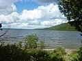 Lac Matapédia - Vu du chalet à Soucy 2.JPG