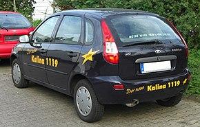 Lada Kalina 1119 rear.JPG