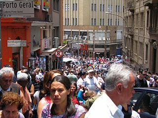 Festa na rua das bagaceira na avenida do turismo - 1 8