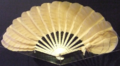 Ladies' fan from the Lusitania, Merseyside Maritime Museum.png