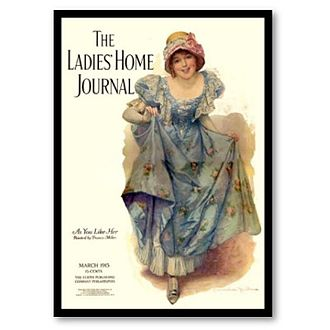 Curtis Publishing Company - Ladies Home Journal 1900