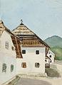Ladislav Benesch - Pogled na hiše.jpg