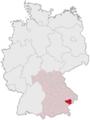 Lage des Landkreises Rottal-Inn in Deutschland.png