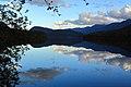 Lake Bohinj Sunset (22862590695).jpg