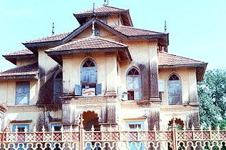 Dharampur, Gujarat - Lakshmi Temple a Classic Architectural Work in Dharampur Valsad Gujarat