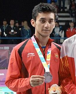 Lakshya Sen Badminton player