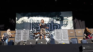 Lamb of God at FortaRock 2015.jpg