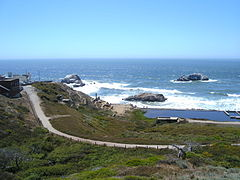 Lands End - San Francisco zum Meer.JPG