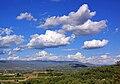 Landscape of Roussillon-Vue vers les monts du Vaucluse.jpg