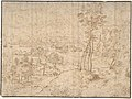 Landscape with a Town by the Seashore and Mountains in the Distance MET DP801195.jpg