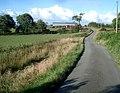 Lane to Belle Eisle Farm - geograph.org.uk - 541411.jpg