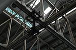 Large engine trasportation tracks on ceiling (3921729908).jpg